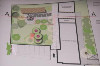 Plan zagospodarowania świetlicy wiejskiej