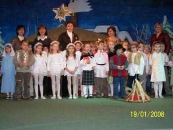 Przedszkole Publiczne Nr 1 - udział w Herodach 2008