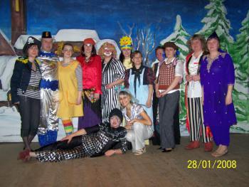 Bal Karnawałowy w Przedszkolu nr 1 w Lewinie Brzeskim