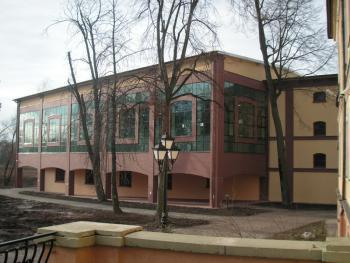 sala gimnastyczna w Lewinie