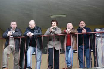 Olimpia - derby z Pogonią 04.2008. Zdj. St. Usiarczyk
