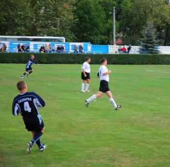 Mecz Odra Opole - Olimpia Lewin Brzeski