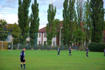 Stadion w Lewinie Brzeskim