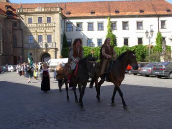 Brzeg zamek Piastów