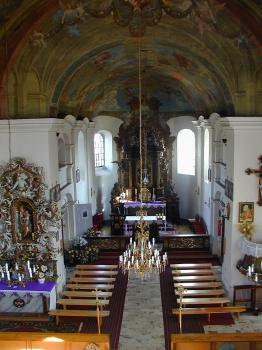 Kościół w Łosiowie