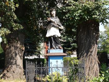 św. Nepomucen - Łosiów