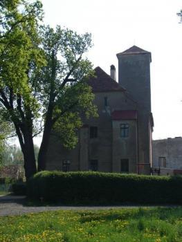13 Zamek myśliwski Kantorowice