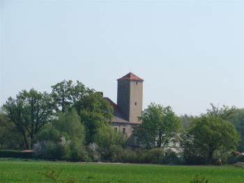 Zamek w Kantorowicach