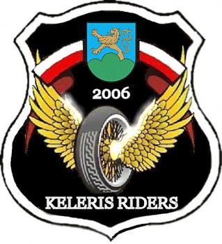 Keleris Riders logo