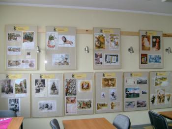 Wystawa pocztówek 2