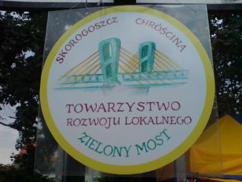 Logo Towarzystwa Zielony Most
