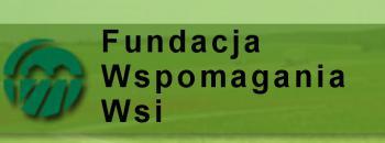Fundacja Wspomagania Wsi - logo