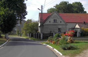 Sołectwo Różyna - wieś
