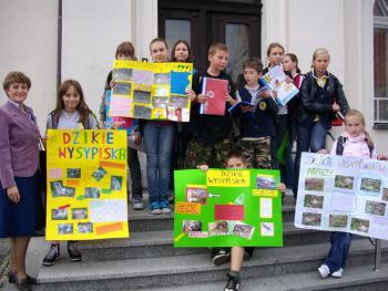 Ekologiczna jesień w Lewinie Brzeskim