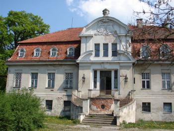 Wronów - pałac