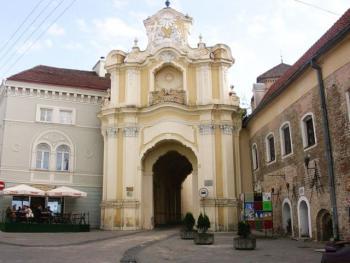 Złota Brama w Wilnie
