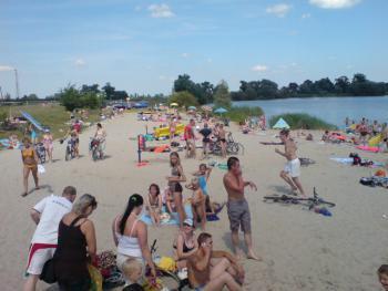 Kąpielisko w Lewinie Brzeskim1, autor Z.Sobierajski