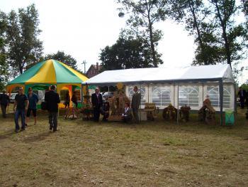 Dożynki gminne Chróścina 2010