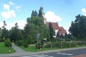 Łosiów II miejsce w Konkursie Piękna Wieś Lewińska 2010