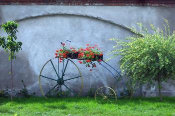 Różyna - III miejsce w Konkursie Piękna Wieś Lewińska 2010