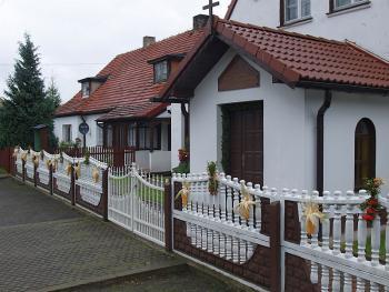 Sarny Małe - wyróżnienie w Konkursie Piękna Wieś Lewińska