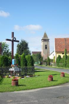 Stroszowice - udział w konkursie Piękna Wieś Lewińska 2010