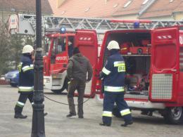 ćwiczenia przeciwpożarowe w Urzędzie w Lewinie3