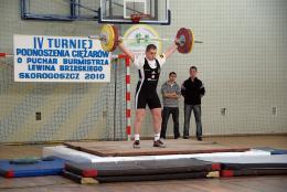Mistrz Polski Juniorów - Łukasz Trafny - Klub Budowlani OPOLE