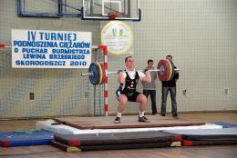 Mistrz Polski Juniorów - Łukasz Trafny - Klub Budowlani OPOLE - podrzut