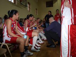 Mecz towarzyski Ekstraklasy kobiet