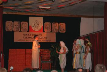 uroczystość nadania imienia Polskich Noblistów