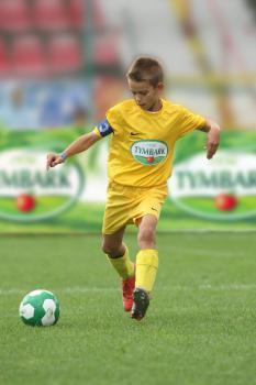 Akcja - Z podwórka na stadion o Puchar Tymbarku (fot. Artur Kraszewski)