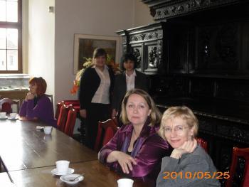 Spotkanie bibliotekarzy Brzeg