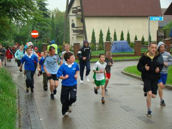 II Bieg Olimpijski w Łosiowie