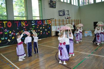 II Święto Tańca Szkolnego