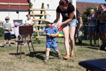 Nowy plac zabaw w Buszycach