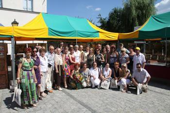 Ogólnopolski Plener Malarski - Uczestnicy Pleneru