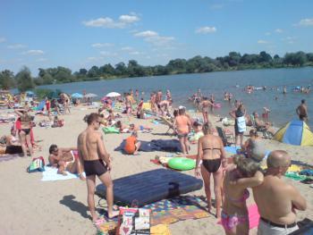 Kąpielisko w Lewinie Brzeskim